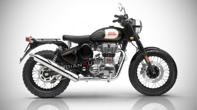 Royal Enfield Bullet Trials 350 500 Leaked Launch In March 2019