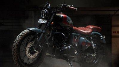 Royal Enfield Classic 500 'Bijli' by Eimor Customs