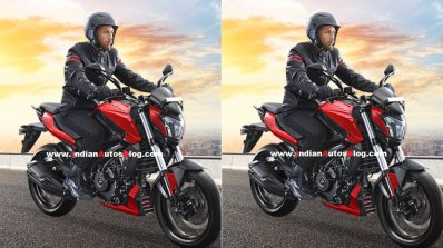 2019 Bajaj Dominar 400 Press Image Revealed