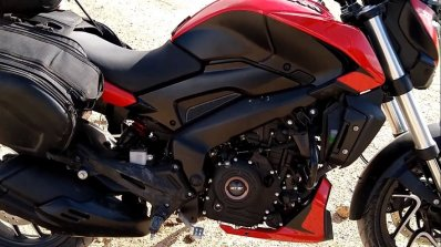 2019 Bajaj Dominar 400 First Impressions Engine