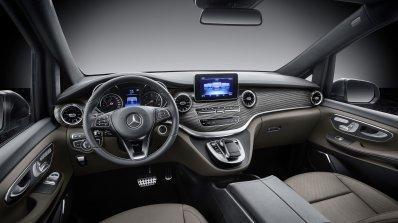 2019 Mercedes V Class Facelift Interior