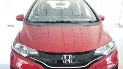 Honda Jazz Exclusive Edition Front