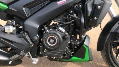 2019 Bajaj Dominar 400 Revealed Engine