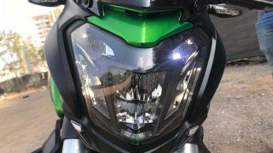2019 Bajaj Dominar 400 Revealed Headlight