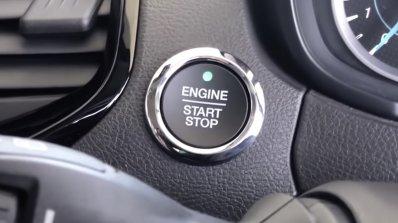 2019 Ford Figo Facelift Engine Start Stop Spy Shot