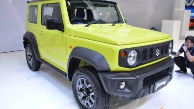 Suzuki Jimny Images Bims 2019 Front Three Quarters