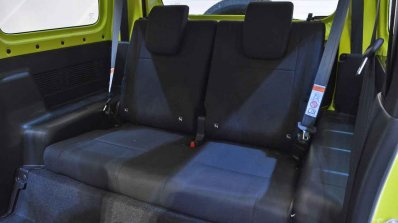 Suzuki Jimny Images Bims 2019 Interior Rear Seats