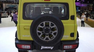 Suzuki Jimny Images Bims 2019 Rear