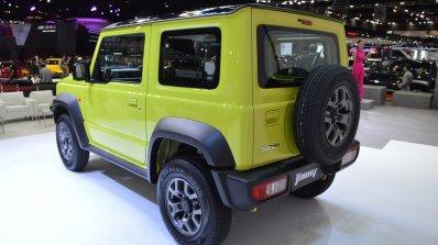Suzuki Jimny Images Bims 2019 Side Profile 2