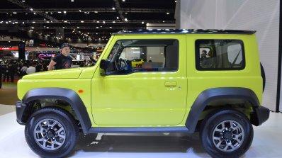 Suzuki Jimny Images Bims 2019 Side Profile