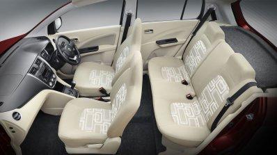 New Maruti Celerio Facelift Cabin