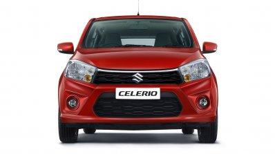 New Maruti Celerio Facelift Front