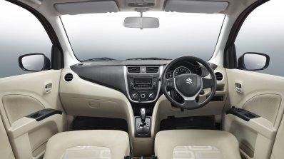 New Maruti Celerio Facelift Interior