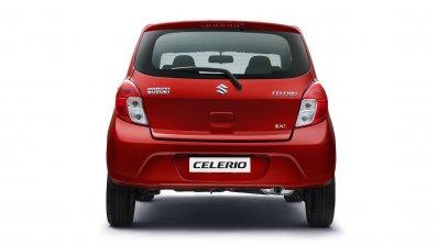 New Maruti Celerio Facelift Rear