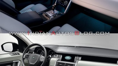 2019 Land Rover Discovery Sport vs  2015 Land Rover