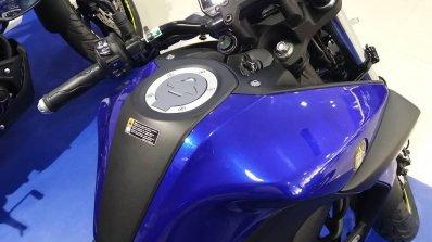 Yamaha Mt 15 Blue Fuel Tank