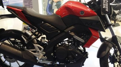 Yamaha Mt 15 Red Right Side