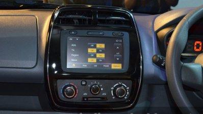 Renault Kwid Infotainment System
