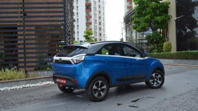 Tata Nexon Media Drive Images 28