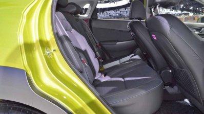 Hyundai Kona Rear Seat