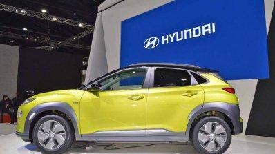 Hyundai Kona Side