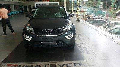 Tata Nexon Sundown Grey Front