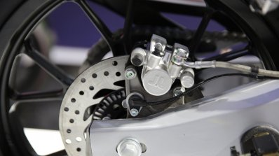 Aprilia Gpr 250 Rear Brake