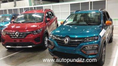 2020 Renault Kwid Facelift 1 F4b0