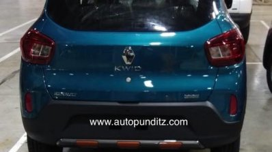 2020 Renault Kwid Facelift 2 A128