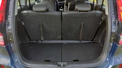 Maruti Xl6 Test Drive Review Images Interior Boot