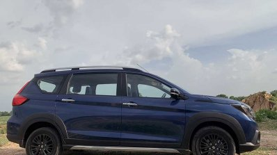 Maruti Xl6 Test Drive Review Images Side Profile 1