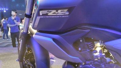 Yamaha Fz S Fi V3 0 Fuel Tank Badging D7ee