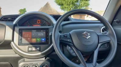 Maruti S Presso Images Interior Dashboard Steering