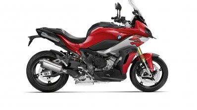 2020 Bmw S 1000 Xr Racing Red And White Aluminium