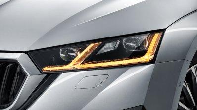 2020 Skoda Octavia Lights 3