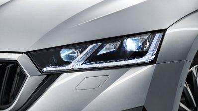 2020 Skoda Octavia Lights 4