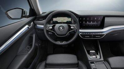 2020 Skoda Octavia Steering Whee