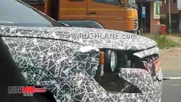Mahindra New Xuv500 Exterior 0
