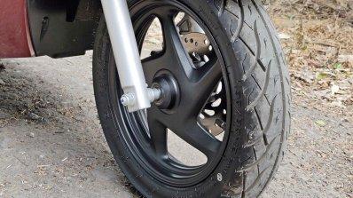Bs Vi Honda Activa 125 Review Detail Shots Front W