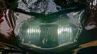Bs Vi Honda Activa 125 Review Detail Shots Headlig