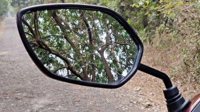 Bs Vi Honda Activa 125 Review Detail Shots Mirror