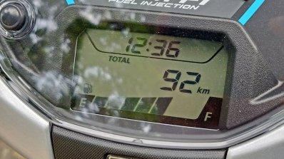 Bs Vi Honda Activa 125 Review Detail Shots Odomete