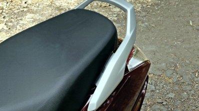 Bs Vi Honda Activa 125 Review Detail Shots Pillion