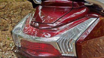 Bs Vi Honda Activa 125 Review Detail Shots Rear Cl