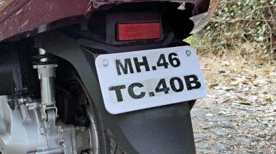 Bs Vi Honda Activa 125 Review Detail Shots Rear Nu