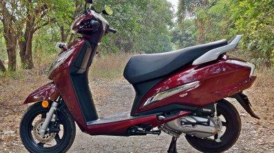 Bs Vi Honda Activa 125 Review Still Shots Left
