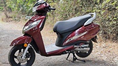 Bs Vi Honda Activa 125 Review Still Shots Left Fro