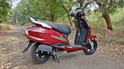 Bs Vi Honda Activa 125 Review Still Shots Right Re