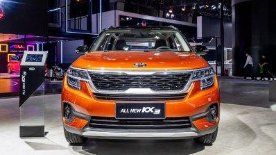 2020 Kia Kx3 Kia Seltos Front Live Image
