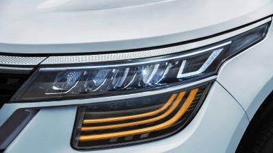 2020 Kia Kx3 Kia Seltos Headlight